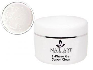 ŻEL UV NAIL-ART Super Clear...
