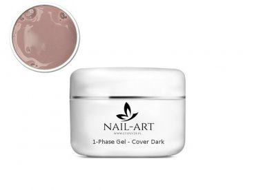 ŻEL UV NAIL-ART Dark Cover 5ml