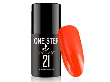 Lakier hybrydowy One Step...
