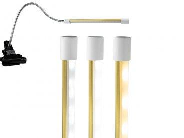 Lampka LED KLIPS Złota