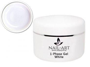 ŻEL UV NAIL-ART white 50ml