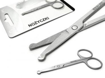 Nożyczki do paznokci dla dzieci