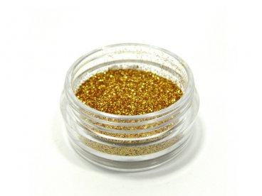 Efekt tafli lustra 3 g słoiczek złoty