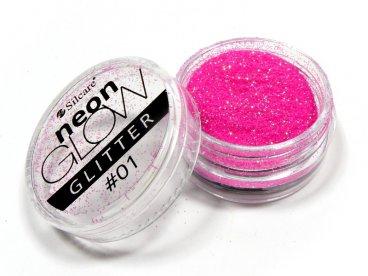 Brokat Neon Glow Glitter 01