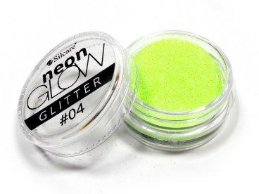 Brokat Neon Glow Glitter 04