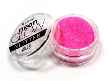 Brokat Neon Glow Glitter 08