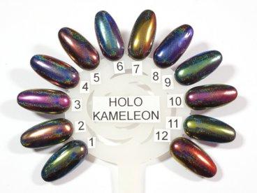 HoloChameleon Pyłek multichrome holo kameleon 07