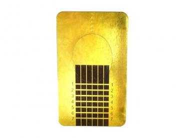 Formy gold 100 szt