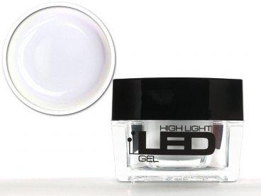 Żel High Light LED Bianco White 30g