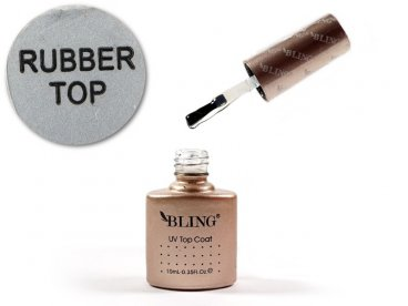 Rubber Top Bling 10 ml kauczukowy top no-wipe