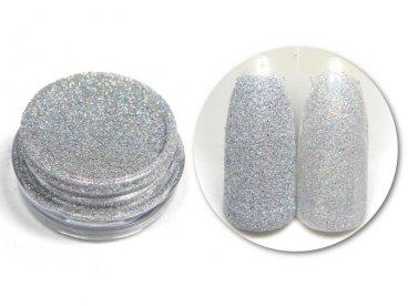 Efekt Holo Grey 01 szary holograficzny