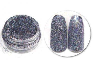Efekt Holo Silver 02 srebrny holograficzny