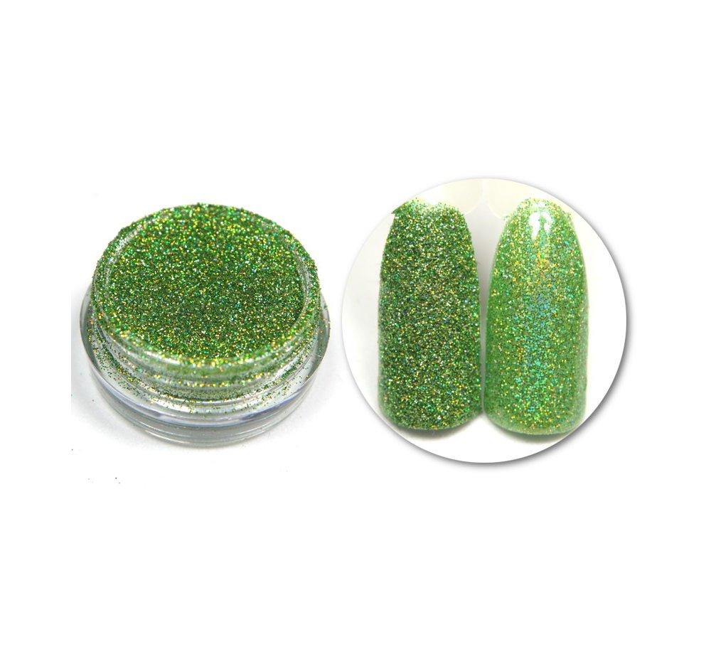 Efekt Holo Green 05 zielony holograficzny
