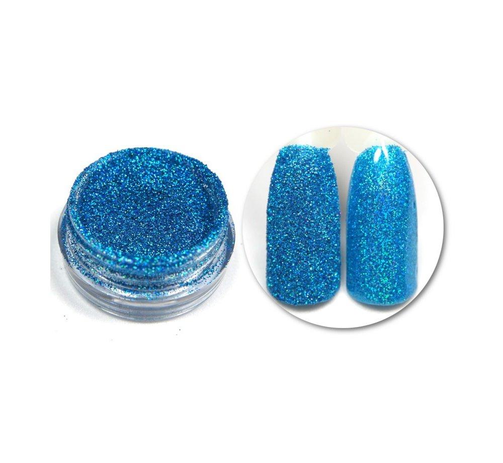 Efekt Holo Blue 07 niebieski holograficzny