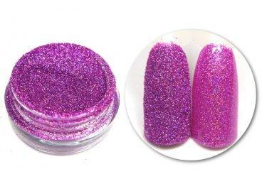 Efekt Holo Pink 08 różowy holograficzny