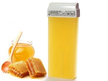 Wosk w rolce miodowy 100 ml
