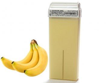 Wosk w rolce Bananowy Italy 100 ml