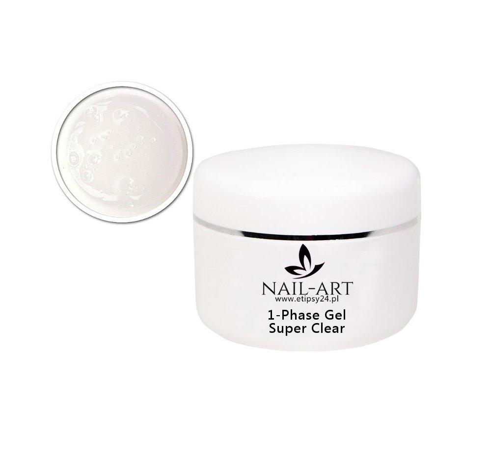 ŻEL UV NAIL-ART clear 5ml
