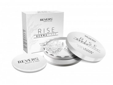 Puder ryżowy RISE DERMA FIXER