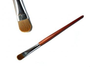 Pędzel do makijażu do cieni kopytko