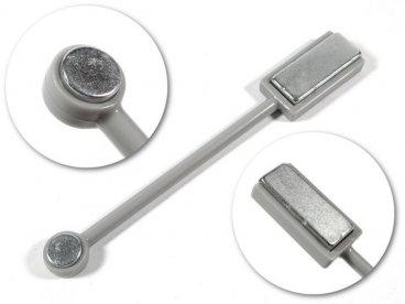 Magnes dwustronny do lakierów magnetycznych cat eye