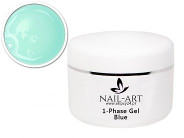 ŻEL UV NAIL-ART blue 15ml