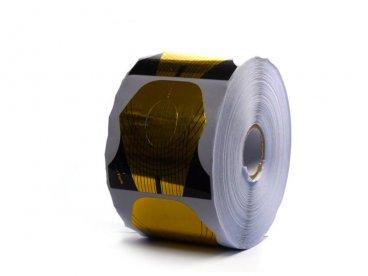 Formy gold szerokie 500 szt