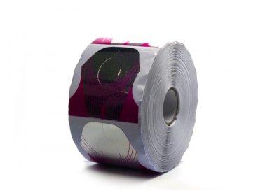 Formy violet szerokie 100 szt